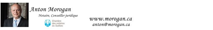 Me Anton Morogan.  morogan.ca